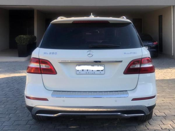 Mercedes-Benz ML ML 250 BLUE TEC año 2013