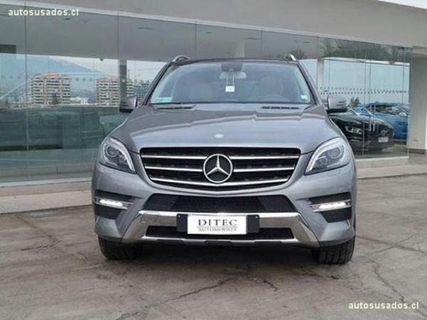 Mercedes-Benz ML BLUE TEC año 2014