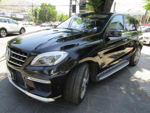 Mercedes-Benz ML AMG año 2014