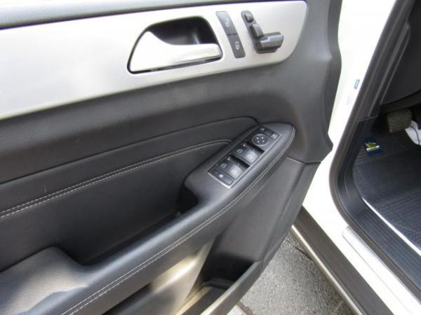 Mercedes-Benz ML Blueefficiency Sport 3.5 año 2014