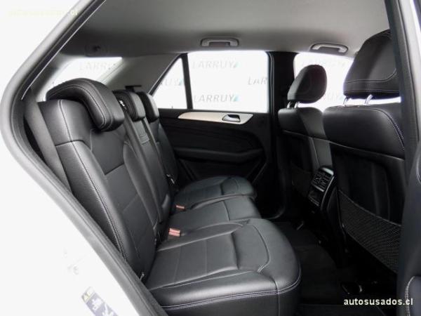 Mercedes-Benz ML Blue Tec 2.1 año 2015