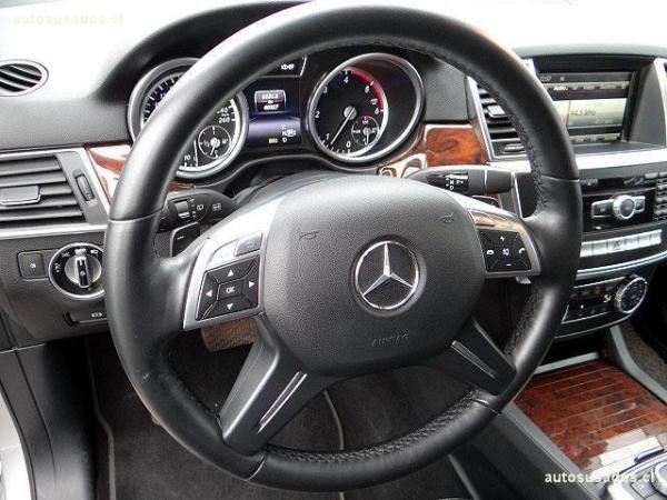 Mercedes-Benz ML 350 BLUETEC año 2015
