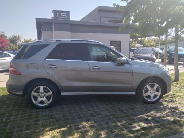 Mercedes-Benz ML 350 BLUETEC 3.0 AT 4 MATI año 2015