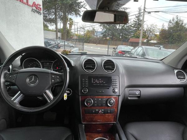 Mercedes-Benz ML350 4 Matic año 2009