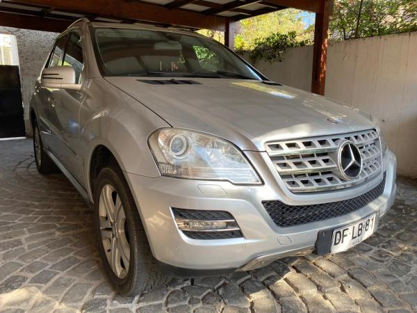 Mercedes-Benz ML350 CDI año 2011