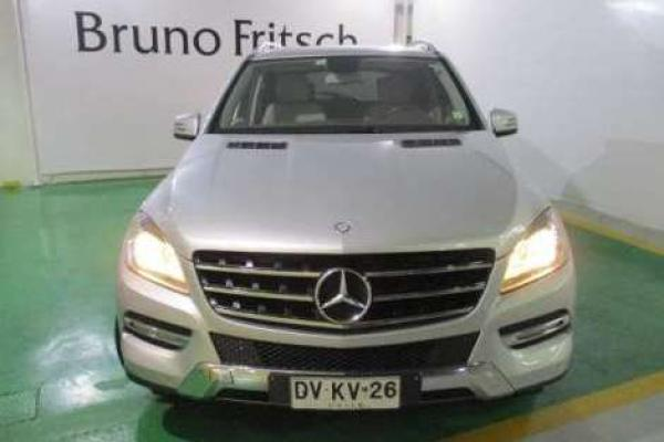 Mercedes-Benz ML350 BLUE EFFICIENCY SPO año 2012