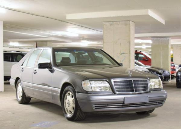 Mercedes-Benz S420 EN SU 83.000 año 1995