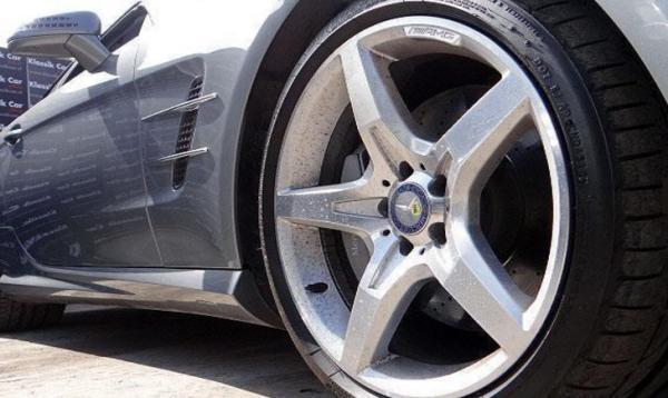 Mercedes-Benz SL500 Cabrio año 2014