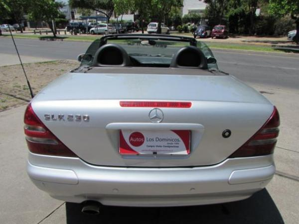 Mercedes-Benz SLK 2.3 CONVERTIBLE año 2000