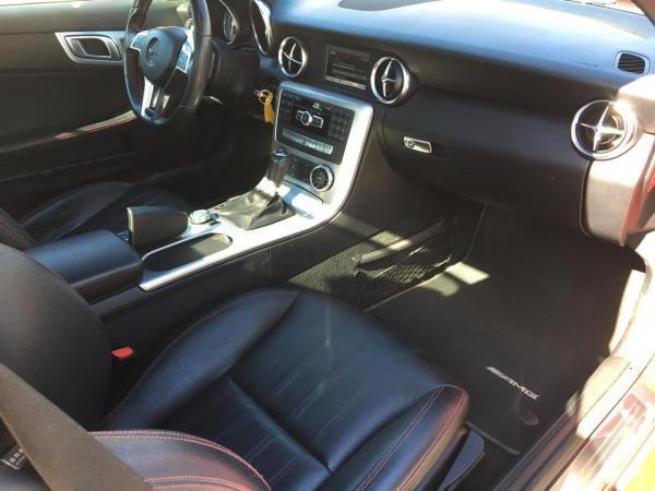 Mercedes-Benz SLK SLK año 2013
