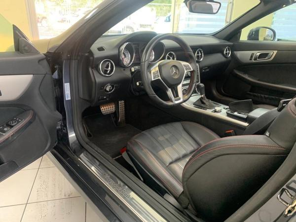 Mercedes-Benz SLK  año 2015