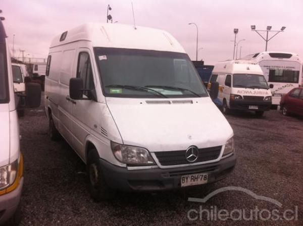 Mercedes-Benz Sprinter 313 ALTO año 2009