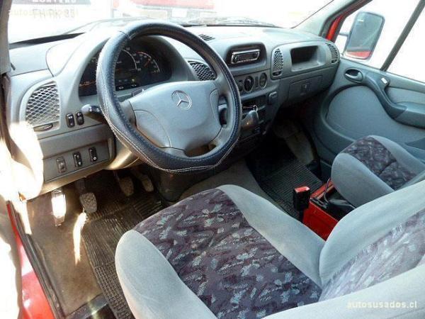 Mercedes-Benz Sprinter 313 DELUXE CDI año 2009