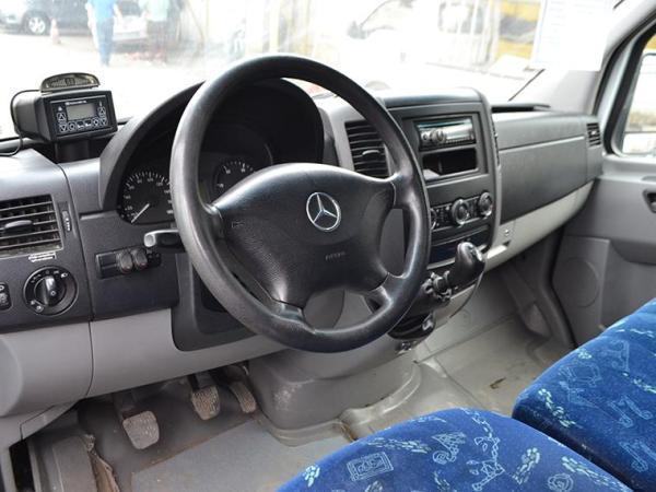 Mercedes-Benz Sprinter . año 2014