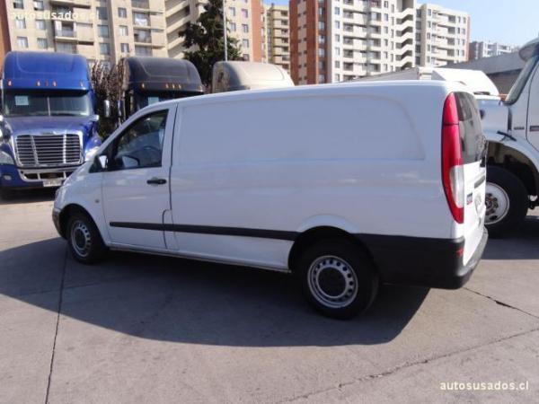 Mercedes-Benz Vito VITO 111 CDI 2.1 año 2010