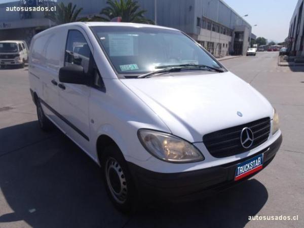 Mercedes-Benz Vito 111 CDI año 2010