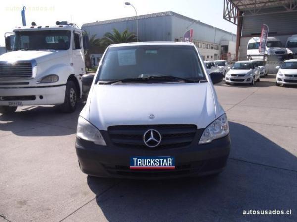 Mercedes-Benz Vito 111 CDI año 2011
