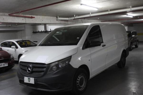 Mercedes-Benz Vito 114 CDI 6 M3 A/C año 2016