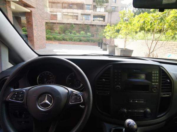 Mercedes-Benz Vito VITO TOURER 114 CDI 10 año 2017
