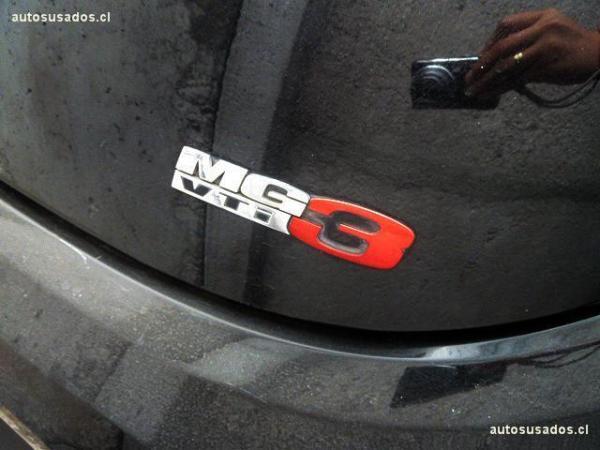 MG 3 1.5 STD año 2013