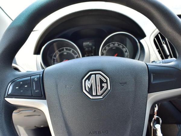MG GT MG 1.5 AT STD año 2018