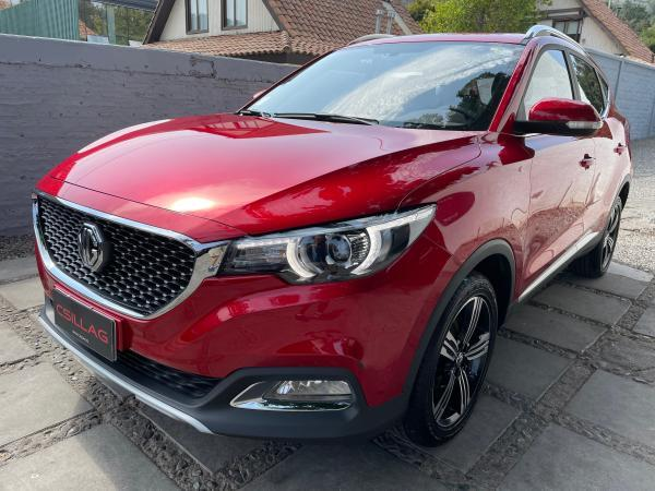 MG ZS Confort año 2020