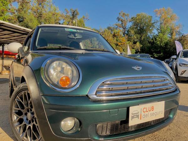 Mini Cooper 1.6 año 2007