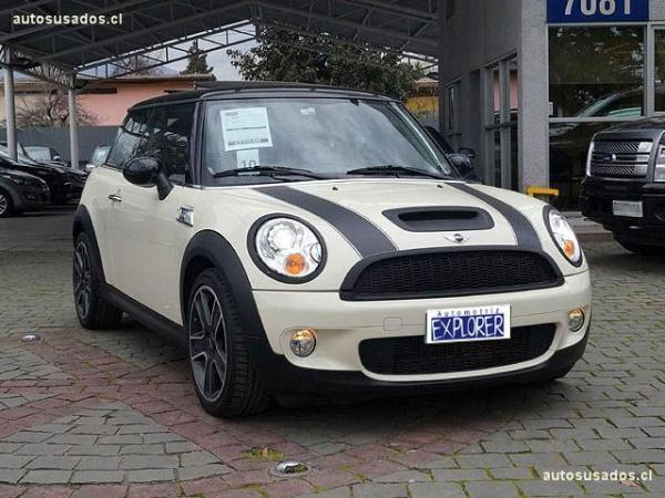 Mini Cooper COPPER S 1.6 año 2010