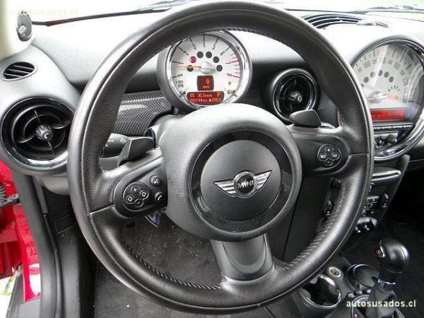 Mini Cooper S año 2011
