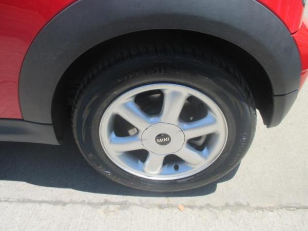 Mini Cooper Hatchback Coupe 1.6 año 2011