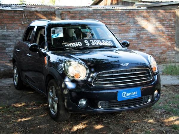 Mini Cooper COUNTRYMAN MT 6TA año 2012