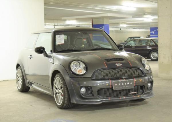 Mini Cooper MT año 2012