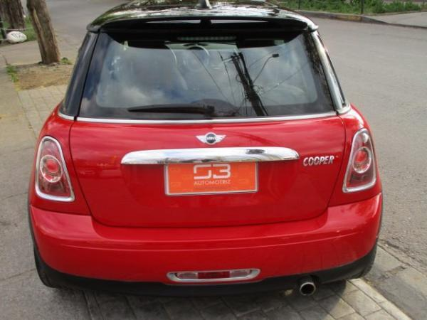 Mini Cooper 1.6 AT año 2013