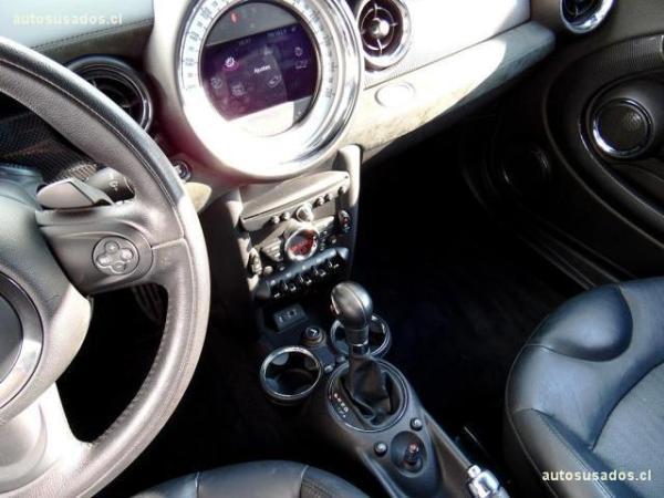 Mini Cooper S Coupé 1.6 año 2013