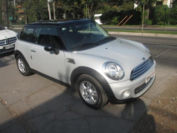 Mini Cooper Salt 1.6 Hb Mt año 2014