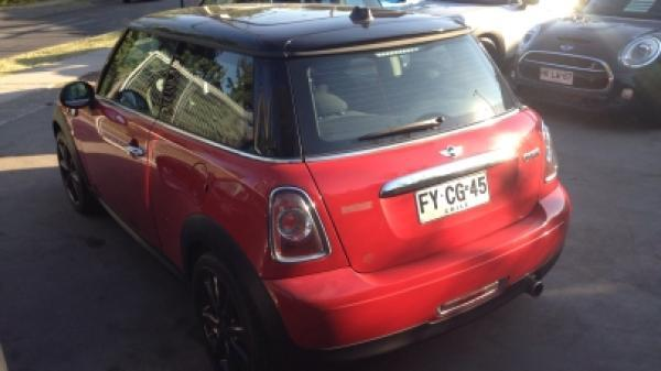 Mini Cooper EXECUTIVE año 2014