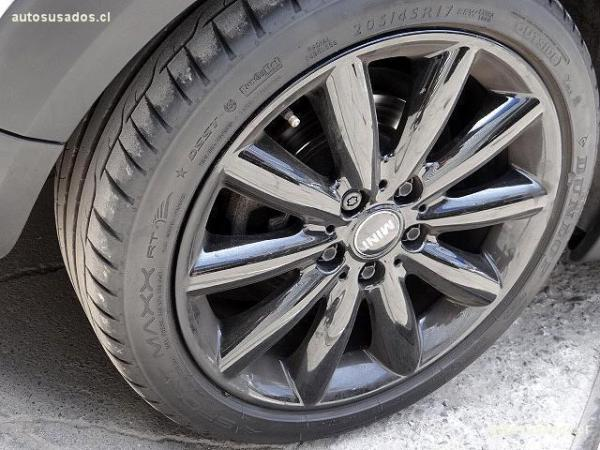 Mini Cooper S F 56 año 2014