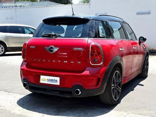 Mini Cooper COUNTRYMAN S 1.6 año 2015