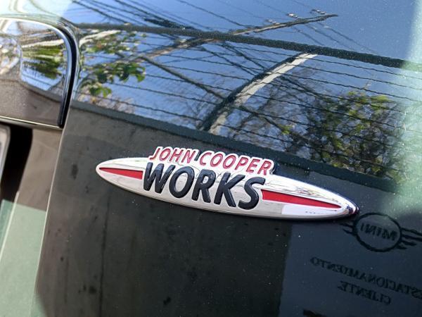 Mini Countryman JOHN COOPER WORKS año 2018