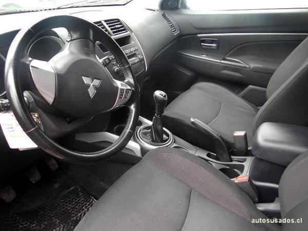 Mitsubishi ASX  año 2012