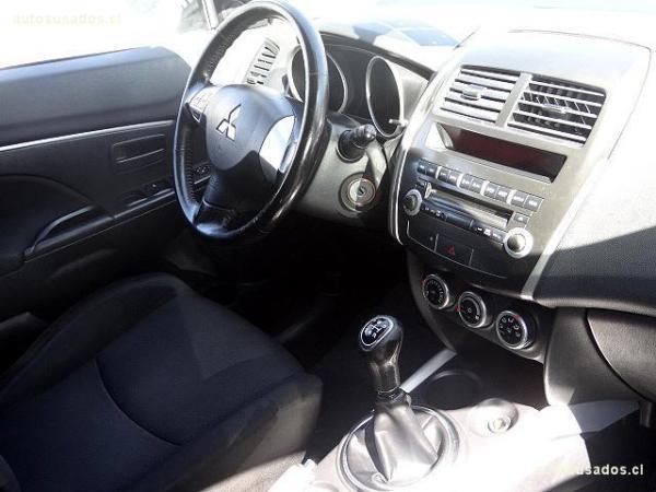 Mitsubishi ASX GLX año 2012