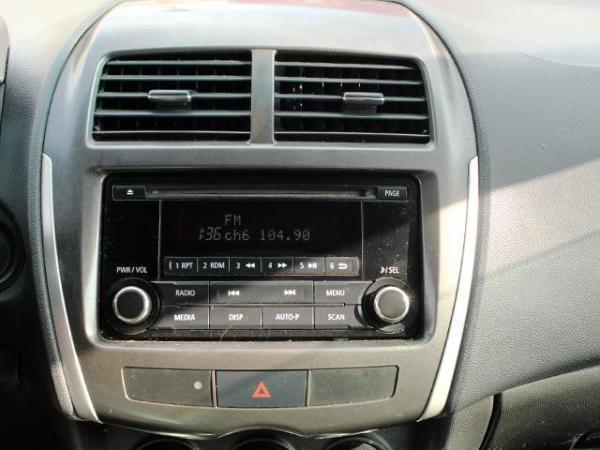 Mitsubishi ASX GLX 2.0 AT año 2013