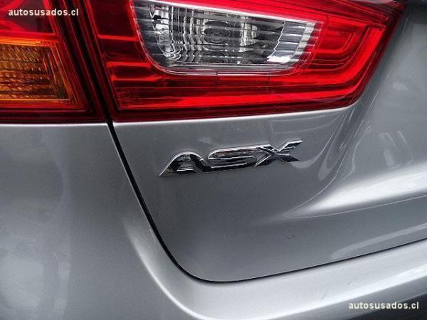 Mitsubishi ASX GLX 2.0 año 2014