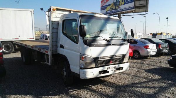 Mitsubishi Canter FUSO 7.5 año 2013