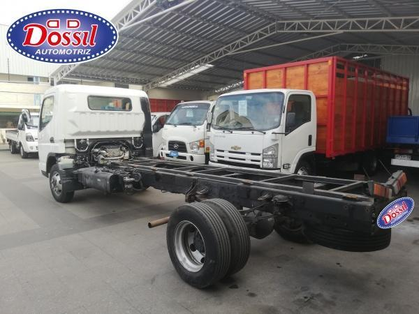Mitsubishi Canter Fuso 7.5 año 2014