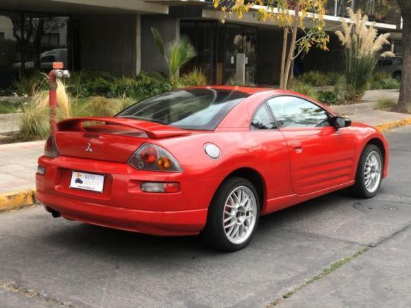 Mitsubishi Eclipse 2.4 año 2003