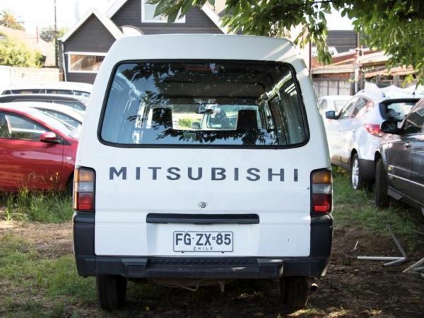 Mitsubishi L-300 MT año 2013
