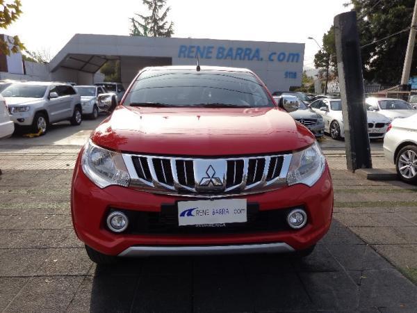 Mitsubishi L200 DAKAR año 2016