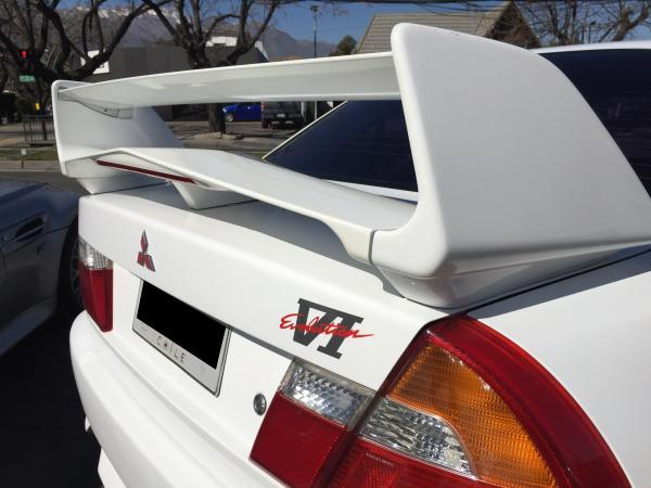 Mitsubishi Lancer EVOLUTION VI año 1999