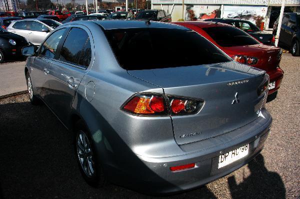 Mitsubishi Lancer 1.6 año 2012